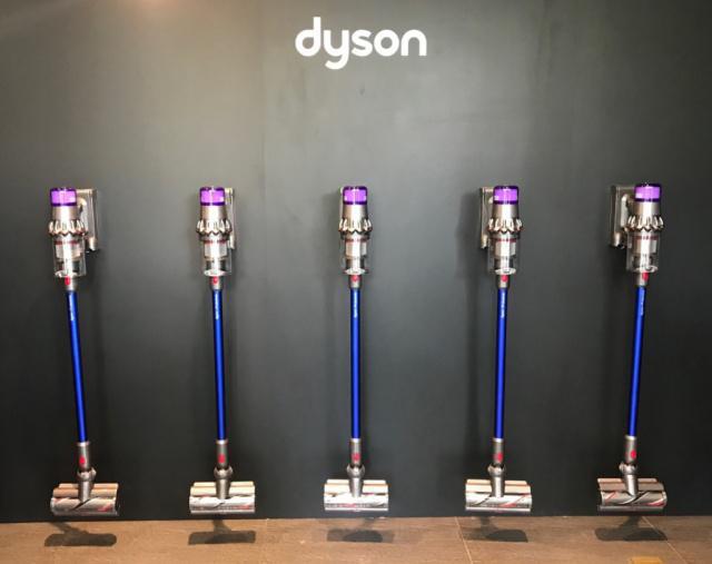 戴森手持无绳吸尘器 V11 国行版已经发售