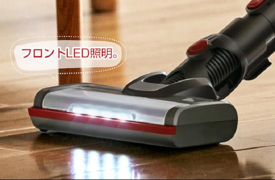 享受科技带来的精致生活,这款日本手持吸尘器好用到不可思议