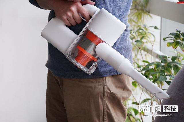 米家手持无线吸尘器体验:一半价格带来惊艳体验