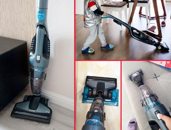 轻松清洁全屋,手持吸尘器哪个牌子好?