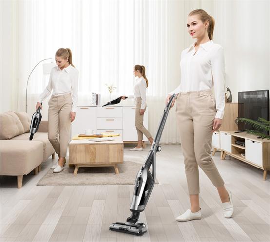 一机多用清洁更高效,手持吸尘器哪个牌子好?